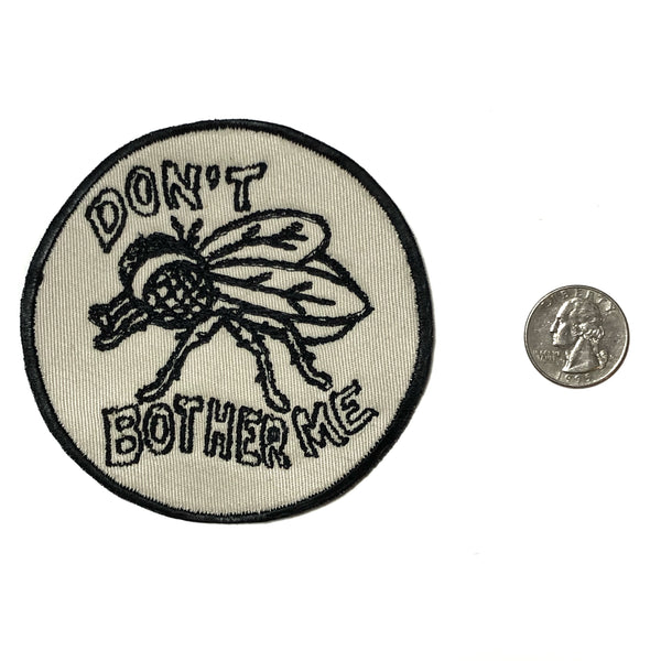 Don't Bother Me Patch