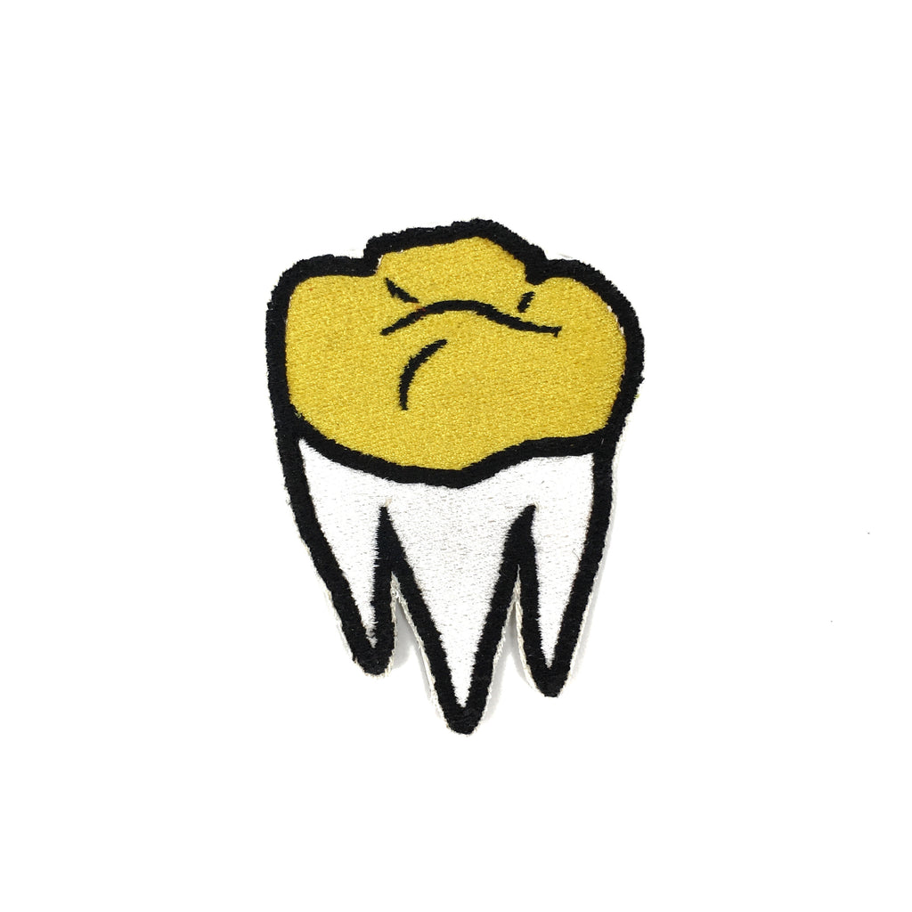 Gold Tooth Patch