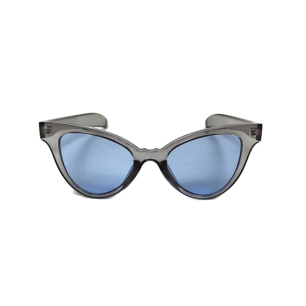 Cry Baby Sunglasses: Blue