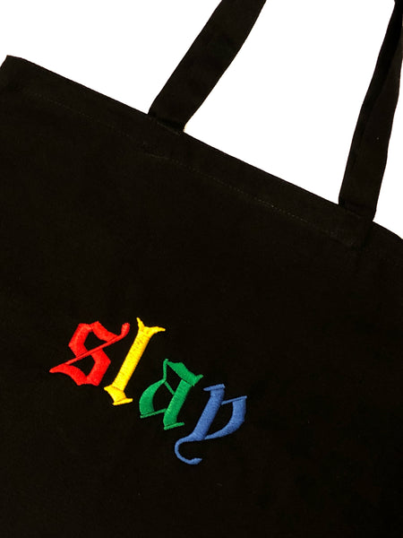 Slay Rainbow Tote Bag