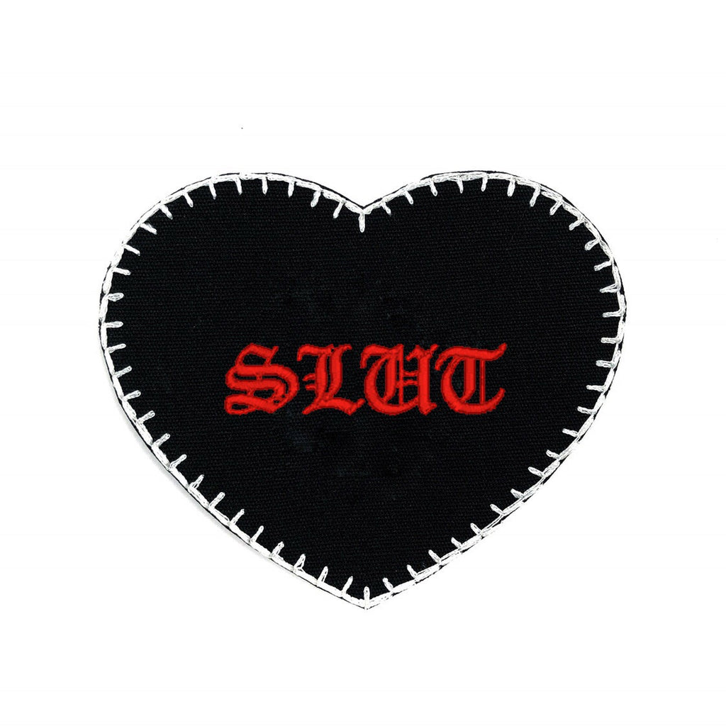 Slut Heart Patch