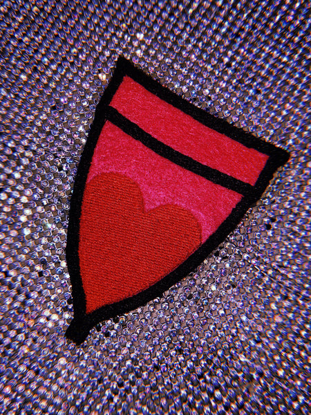 Menstrual Cup Awareness Patch