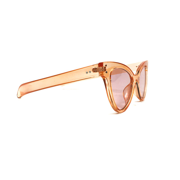 Cry Baby Sunglasses: Blush Pink