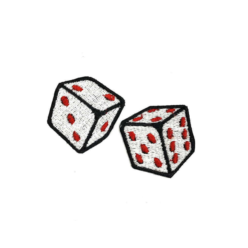 Dice 2-Set Patch Pack