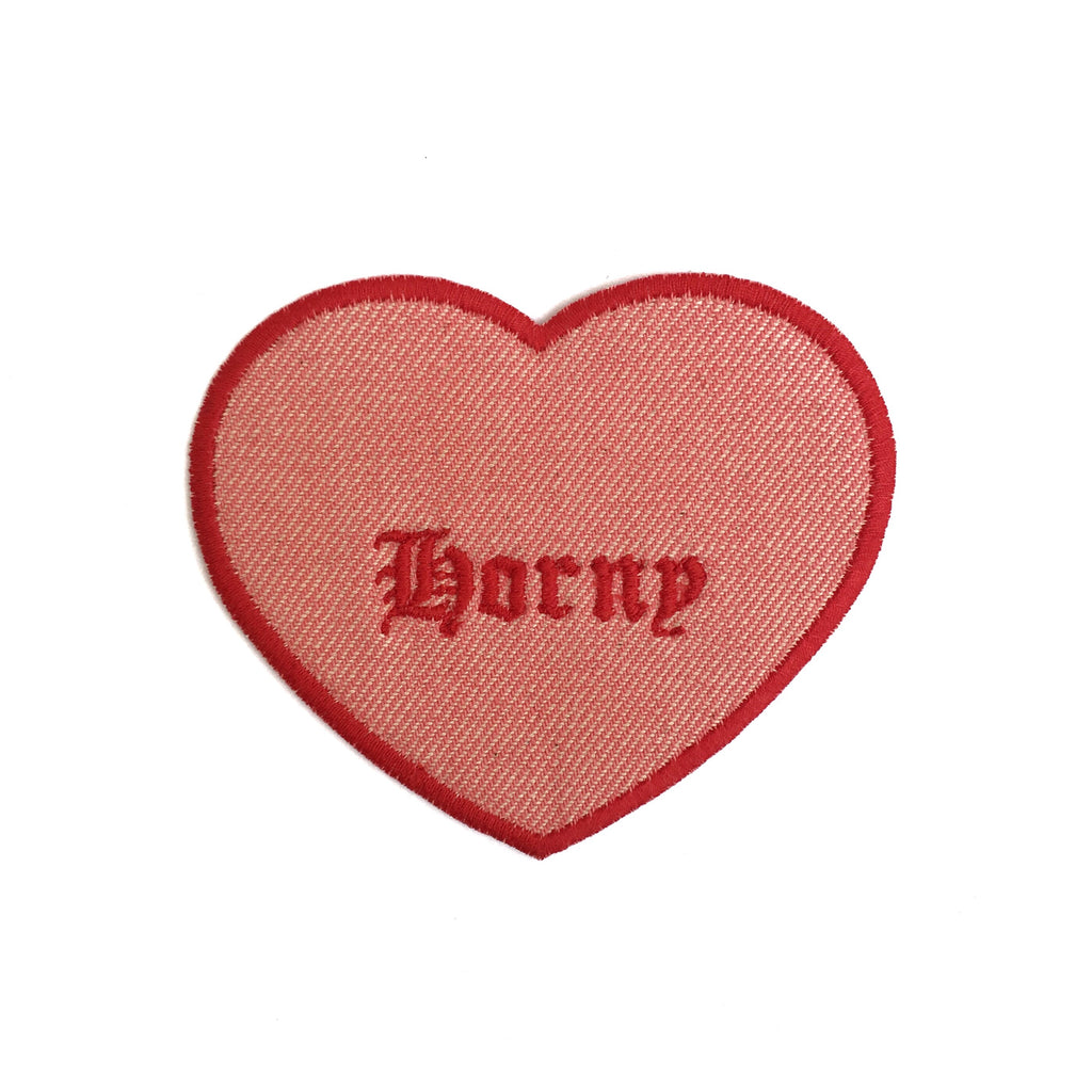 Horny Heart Patch