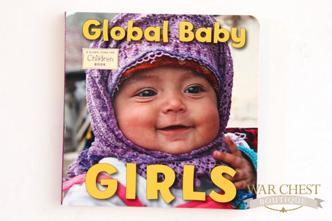 Global Baby Girls Board Book