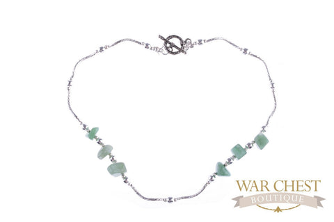 Jade Choker Necklace