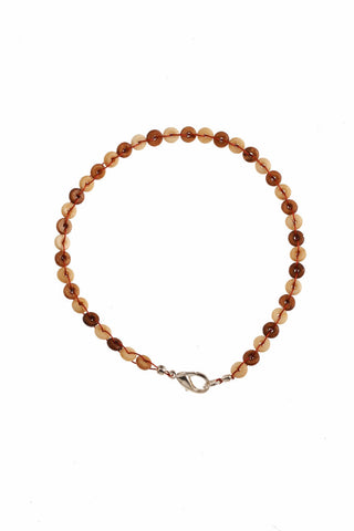 Wooden Bead Anklet