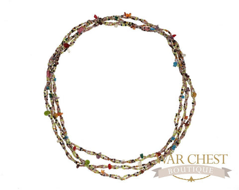 Rangichangi Necklace Long