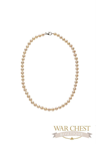 "Pink Pearl 16"" Necklace"