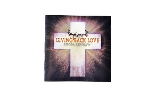 Giving Back Love CD