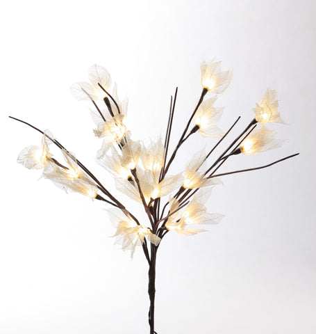 Lighted Flower