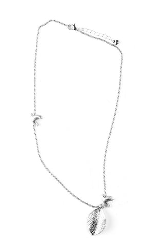 Silver Nature Necklace