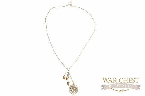 Olive Grove Necklace