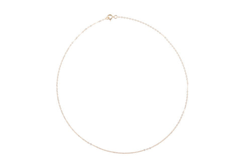 14K Gold Filled Chain 16""