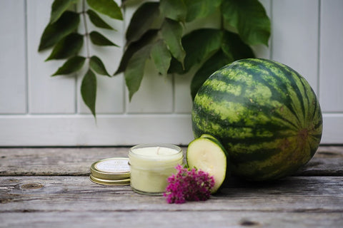Cucumber Melon Candle 4 oz.