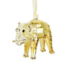 Elephant Ornament Yellow