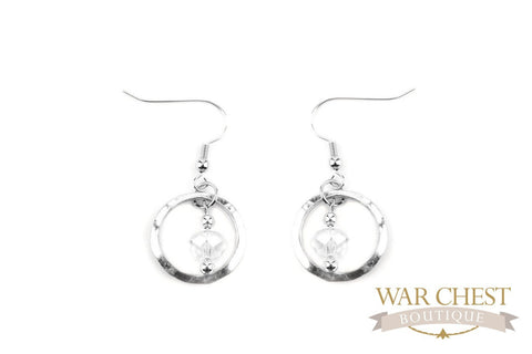 Circle of Protection Earrings