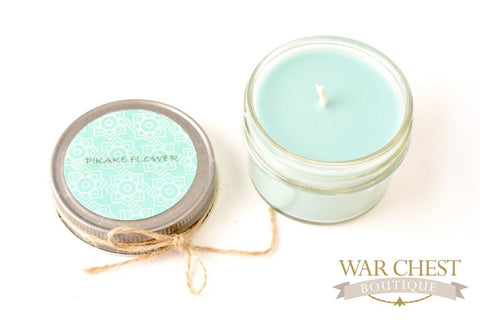 Pikake Flower Candle 4 oz.