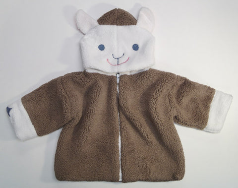 Children's Little Lamb Coat - Children's Collection - WAR Chest Boutique