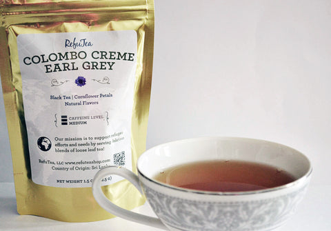 Colombo Creme Earl Grey Tea