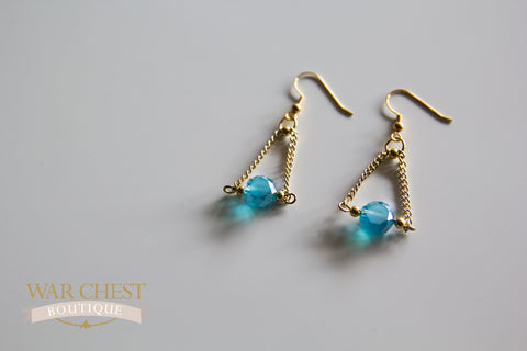 Marseille Dangle Earrings