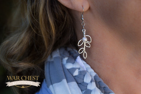 Nature's Lovesong Earrings