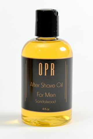 Aftershave Oil Sandalwood 4oz.