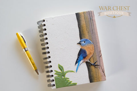 Bluebird Design Notebook