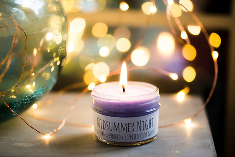 Midsummer Night Candle 4 oz.
