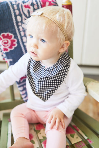 Bandana Baby Bib for Children - WAR Chest Boutique