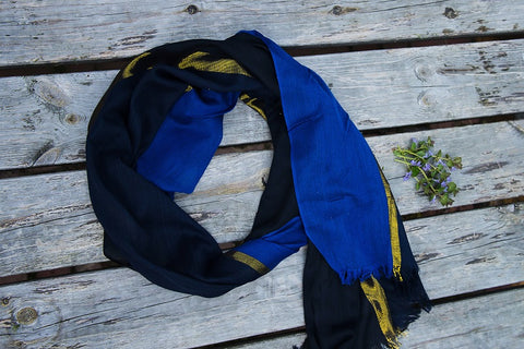 Royal or Not Scarf