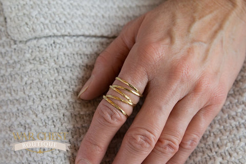 Wind & Water Ring for Women - Jewelry - WAR Chest Boutique