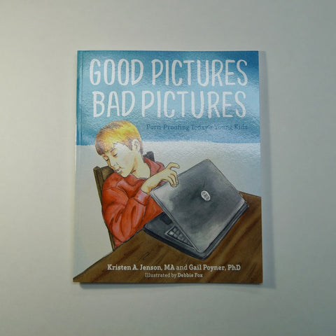 Good Pictures Bad Pictures Book