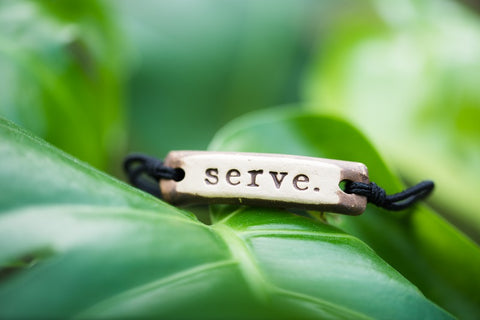 Serve MudLOVE Bracelet