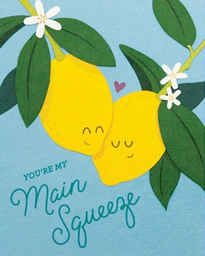 Main Squeeze Card