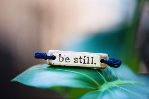 Be Still MudLOVE Bracelet