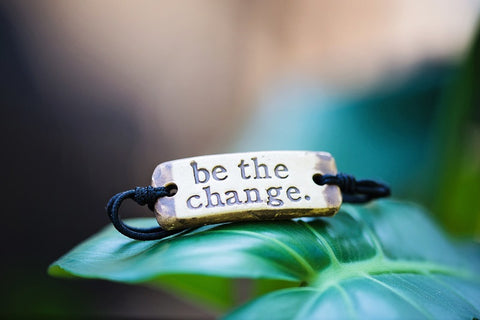 Be the Change MudLOVE Bracelet