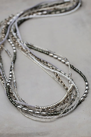 Tectonics Necklace for Women - Jewelry - WAR Chest Boutique