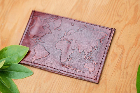 Miles to Go Wallet
