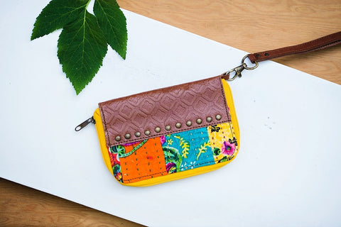 Jogi Zipper Wallet Wristlet