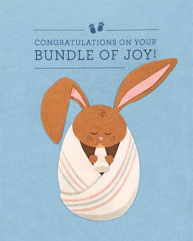 Joy Bundle Card