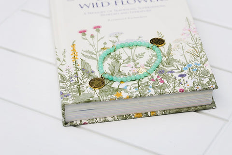 Mint Stacking Bracelet
