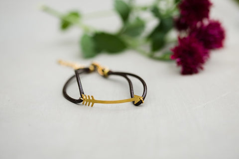 Archer's Arrow Bracelet