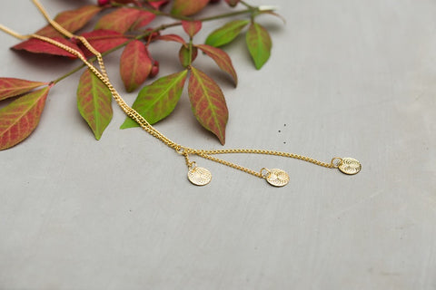 Marionette Gold necklace
