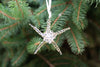 Starfish Ornament Clear