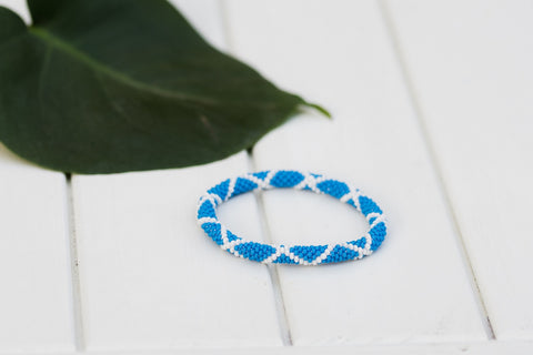 Mykonos Roll On Bracelet