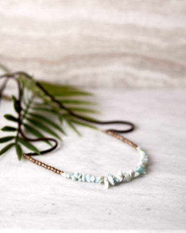 Mint Chocolate Dream Necklace for Women - Jewelry - WAR Chest Boutique