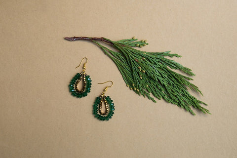 Emeralda Earrings
