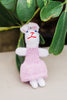 Rabbit Girl Finger Puppet